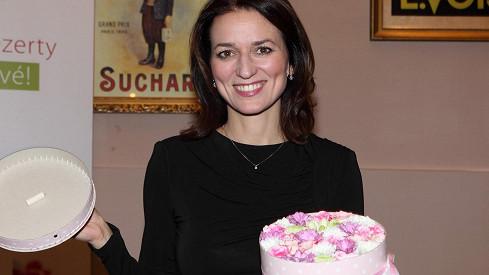Adéla Gondíková se pochlubila svým kuchařským uměním.