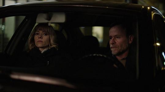 Karel Roden a Malgorzata Buczkowská si zahrají v seriálu Princip slasti.