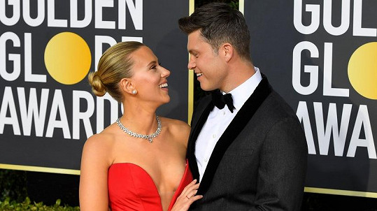 Scarlett Johansson se vdala za Colina Josta.