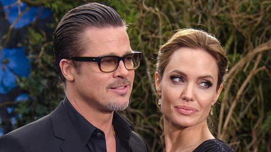 Angelina a Brad odtajnili své soukromí.