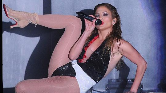 Tajemství dokonalých křivek Jennifer Lopez prozrazeno.