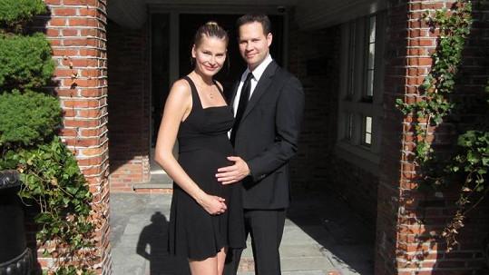 Hana Soukupová už brzy porodí svého prvního potomka.