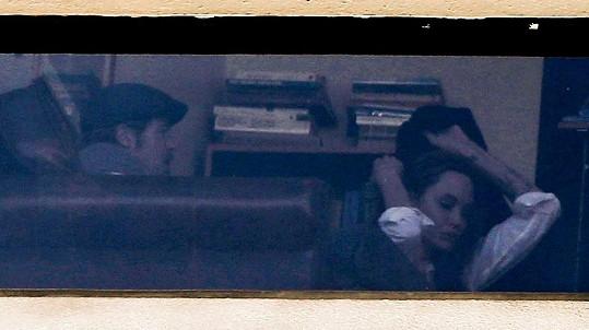 Brad a Angelina