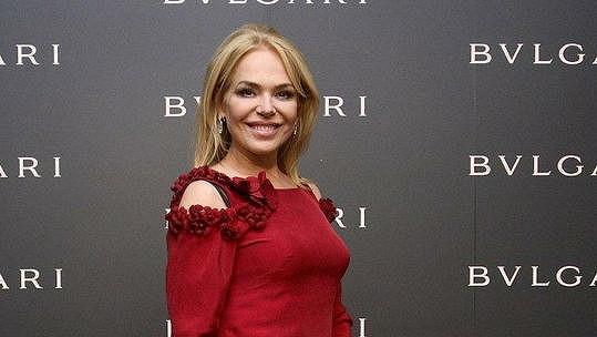 Dagmar Havlová si potrpí na luxusní módu.