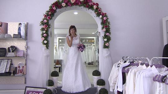 Monika Fialková se připravuje na svatbu s Pavlem Trávníčkem.