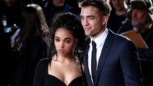 Robert Pattinson a FKA twigs