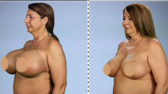 Ilana se vrátila ke své původní velikosti.