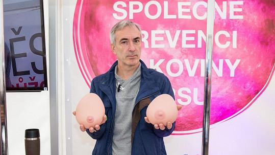 Petr Vacek nebere prevenci na lehkou váhu.