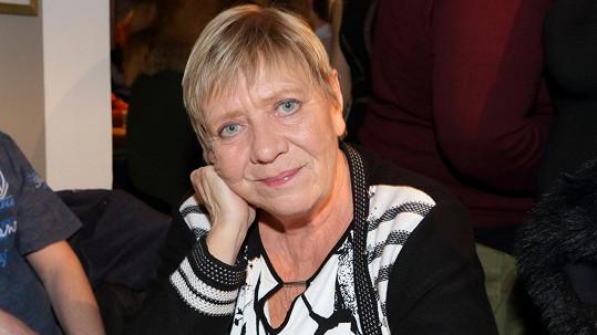 Jaroslava Obermaierová začala s nákladnou léčbou.