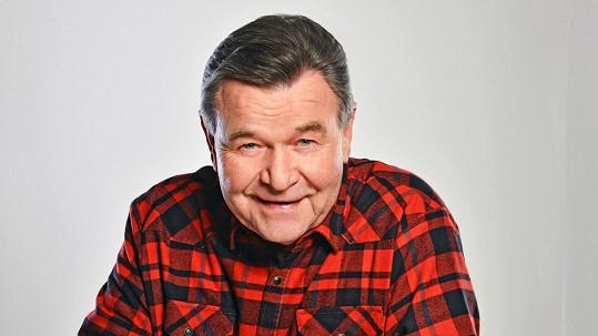 Václav Postránecký bojuje s onkologickým onemocněním.