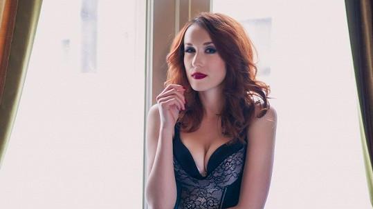 Lenka Vacvalová má mužům co nabídnout. Více ve fotogalerii.