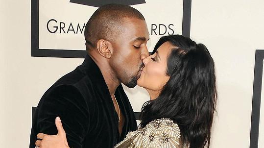 Kim a Kanye dali synovi nezvyklé jméno.