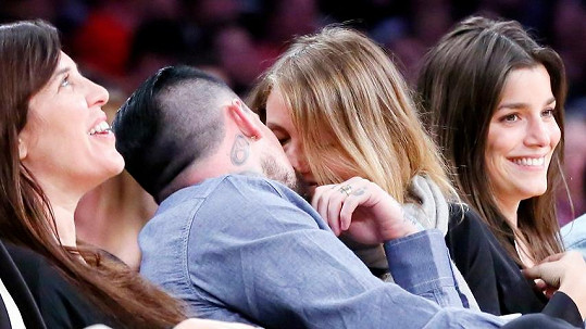 Cameron Diaz je zamilovaná až po uši.