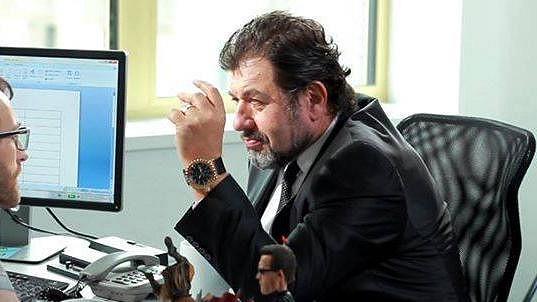 Zdeněk Junák natáčí nový seriál.