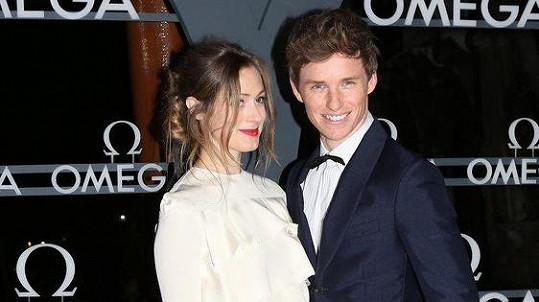 Eddie a Hannah očekávají druhé dítě.