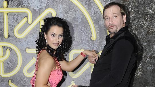 Marek Taclík před zahájením StarDance ochotně pózoval, naposledy.