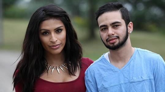 Zamilovaní Ryan a Jasmine by se rádi vzali.