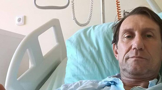 Duchoslav musel být znovu hospitalizovaný.