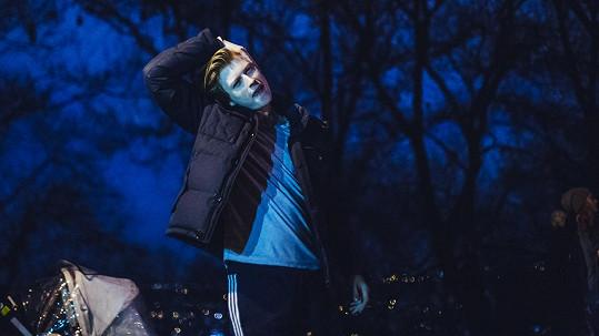 Adam Mišík šel do sebe a začal makat na své postavě.