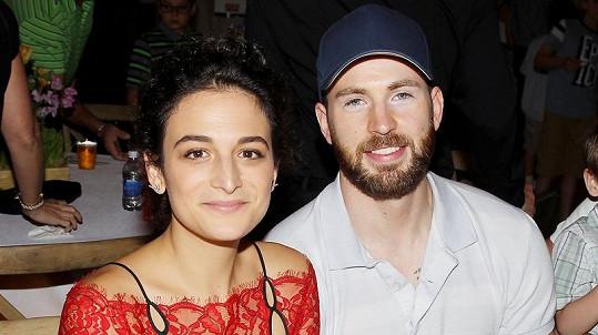 Chris Evans s Jennou Slate