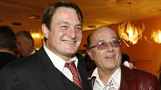 Petr Janda a Ladislav Štaidl byli přátelé od dětství.