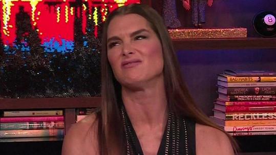 Brooke Shields na skvělou nabídku nekývla.