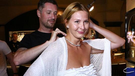 Ivana Gottová se neubránila dojetí.