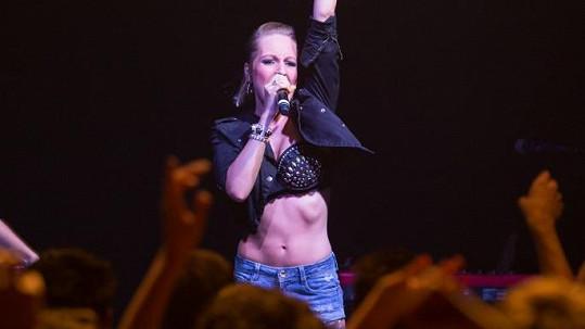 Zpěvačka Mista alias slovenská Lady Gaga byla předskokankou zpěvačky Ke$hy.