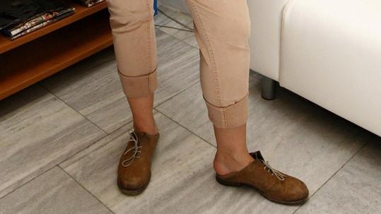 Poznáte herečku, která si nazula tyhle botky?