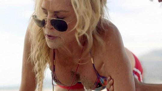 Sharon Stone ve filmu All I Wish