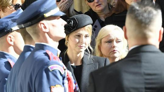 Ivana Gottová nemá klid ani po pohřbu milovaného manžela.