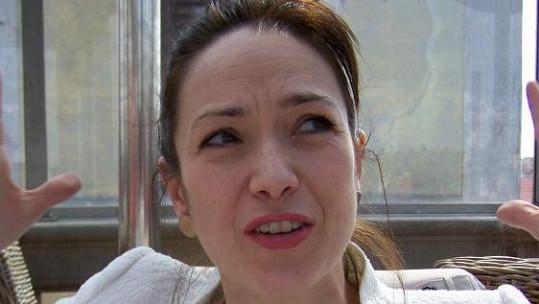 Tereza Kostková ukázala svou pravou tvář.