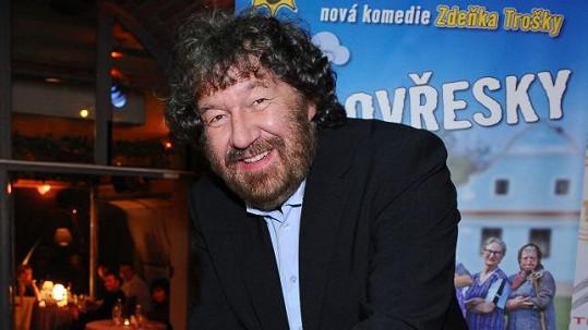 Zdeněk Troška měl vyhrát Českého lva, akademici mu ho ale nepřáli.