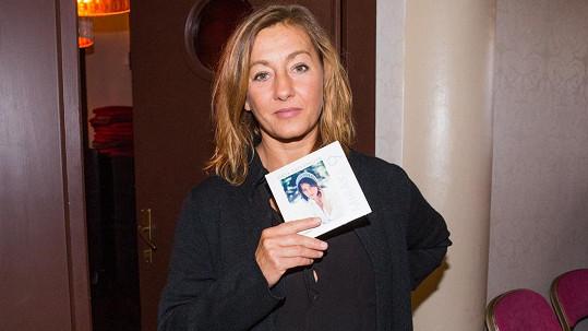 Vanda Hybnerová své kamarádce Dáše Zázvůrkové věnovala písničku.