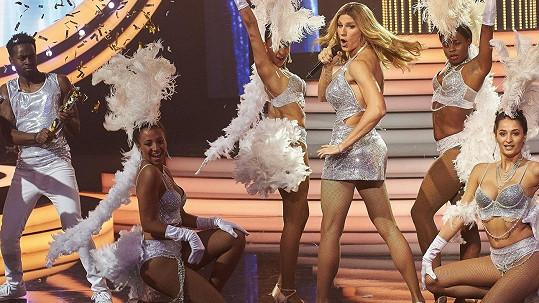 David Gránský jako Jennifer Lopez