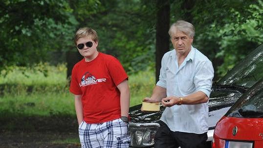 Artur Štaidl přijel navštívit dům své zesnulé matky. Otčím Rychtář neotvíral. Archivní foto