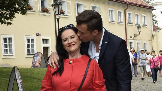 Hana Gregorová a Ondřej Koptík podepsali předmanželskou smlouvu.