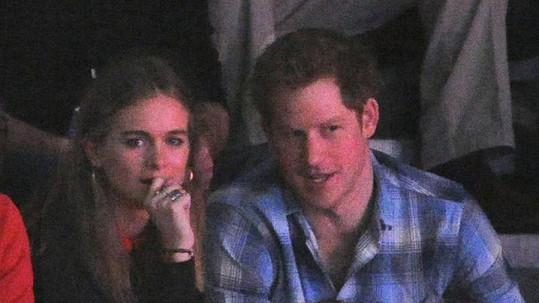 Harry se s Cressidou rozešel před pěti měsíci.