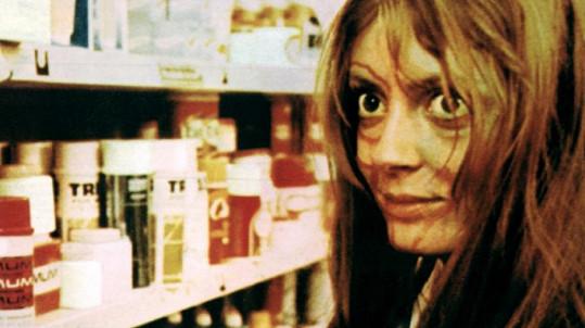 Susan Sarandon ve své první roli.