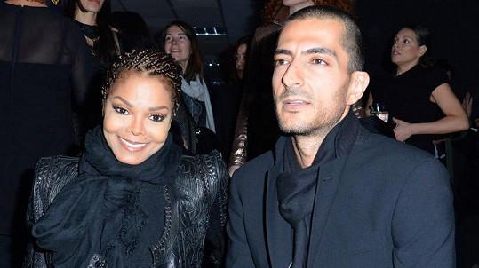 Janet Jackson a Wissam Al Mana