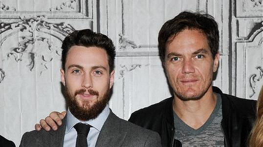Aaron Taylor-Johnson a Michael Shannon