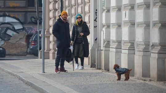 Orlando Bloom a Katy Perry jsou v Praze.