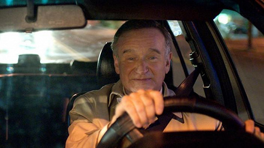 Robin Williams ve filmu Boulevard