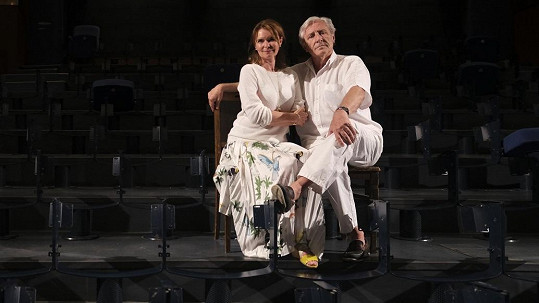 Hana a Karel Heřmánkovi jsou partnery v životě osobním i pracovním.