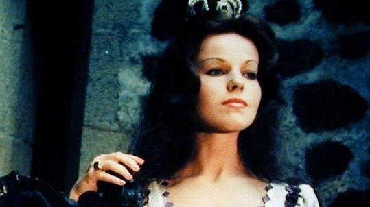 Jorga Kotrbová obstála v rolích princezen.