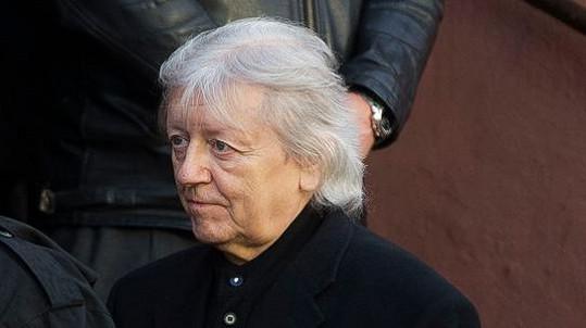 Václav Neckář má za sebou náročný rok, pochoval dvě blízké osoby.