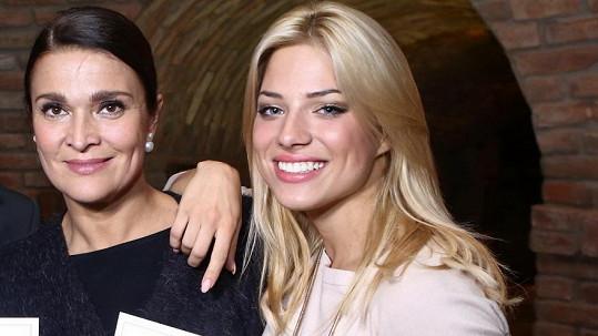 Eva Perkausová poznala první moderátorku TopStaru Mahulenu Bočanovou.