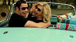 John Travolta a Olivia Newton-John
