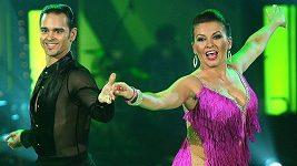 Taneční partner Danu Morávkovou při tréninzích mučí.