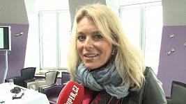 Lucie Benešová se celý život vyhýbala posilovně. Nyní na ni došlo.